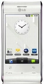 Galeria zdjęć telefonu LG GT540