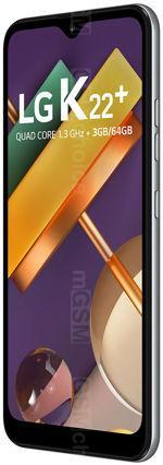 Galeria zdjęć telefonu LG K22+