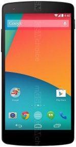 Galeria zdjęć telefonu LG Nexus 5