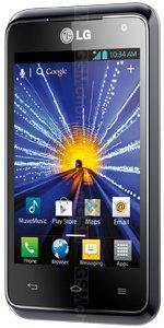 Galeria zdjęć telefonu LG Optimus Regard