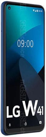 Galeria zdjęć telefonu LG W41