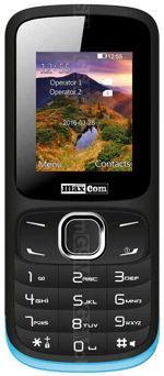 Galeria zdjęć telefonu MaxCom Classic MM128