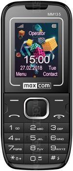 Galeria zdjęć telefonu MaxCom Classic MM135