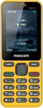 Galeria zdjęć telefonu MaxCom Classic MM139