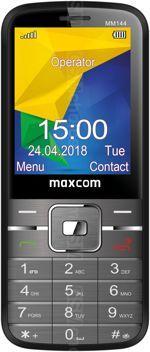 Galeria zdjęć telefonu MaxCom Classic MM144