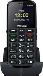 Galeria zdjęć telefonu MaxCom Comfort MM38D