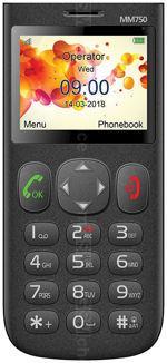 Galeria zdjęć telefonu MaxCom Comfort MM750