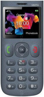 Galeria zdjęć telefonu MaxCom Comfort MM751