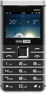 Galeria zdjęć telefonu MaxCom Comfort MM760