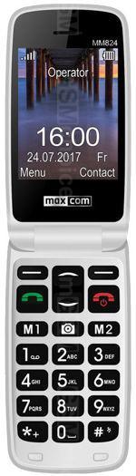 Galeria zdjęć telefonu MaxCom Comfort MM824