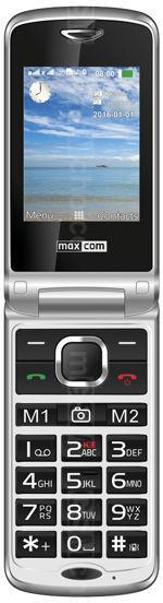 Galeria zdjęć telefonu MaxCom Comfort MM831 3G