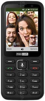 Galeria zdjęć telefonu MaxCom MK241 4G
