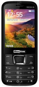 Galeria zdjęć telefonu MaxCom MM238