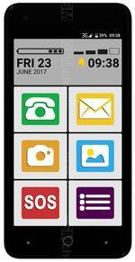 Galeria zdjęć telefonu MaxCom Smart MS514 FS