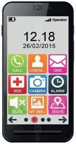 Galeria zdjęć telefonu MaxCom Smart MS530 LTE