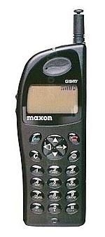 Galeria zdjęć telefonu Maxon MX 3204