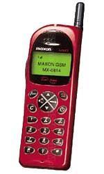 Galeria zdjęć telefonu Maxon MX 6814