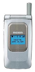 Galeria zdjęć telefonu Maxon MX 6882