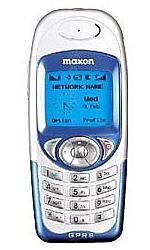 Galeria zdjęć telefonu Maxon MX 7812