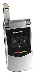 Galeria zdjęć telefonu Maxon MX 7990