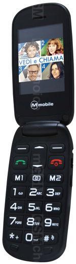Galeria zdjęć telefonu Mediacom Easy Phone Facile Duo