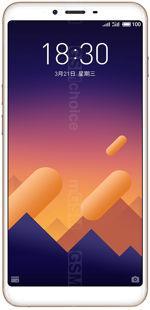 Galeria zdjęć telefonu Meizu E3