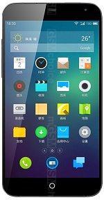 Galeria zdjęć telefonu Meizu MX3
