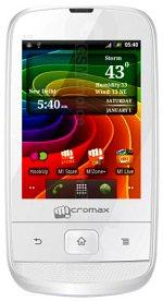 Galeria zdjęć telefonu Micromax A30