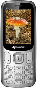 Galeria zdjęć telefonu Micromax Gold X749