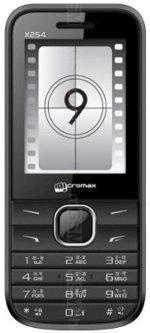 Galeria zdjęć telefonu Micromax X254