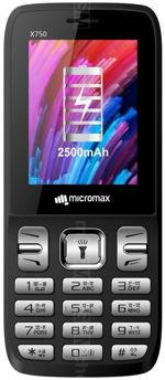 Galeria zdjęć telefonu Micromax X750