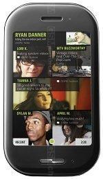 Galeria zdjęć telefonu Microsoft Kin Two