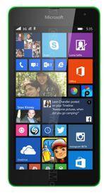 Galeria zdjęć telefonu Microsoft Lumia 535
