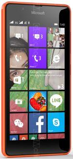 Galeria zdjęć telefonu Microsoft Lumia 540 Dual SIM