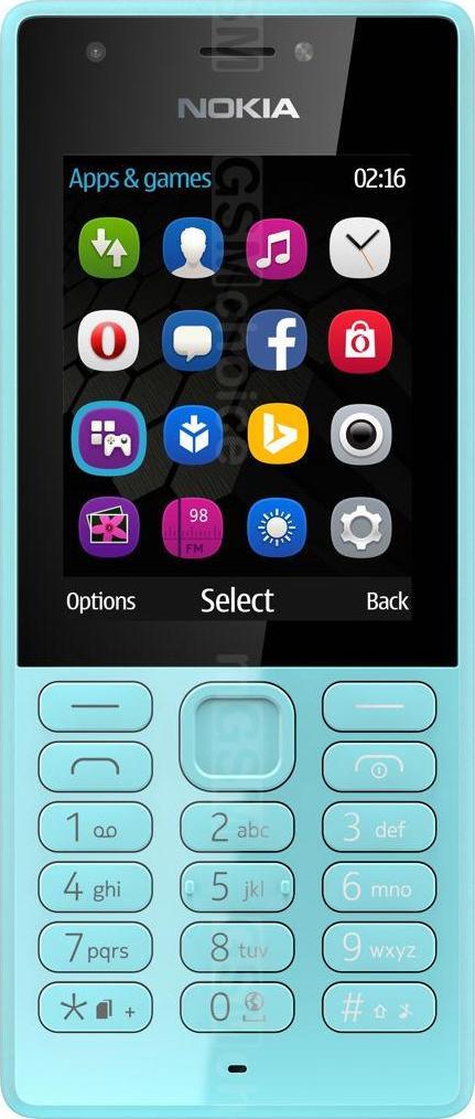 Microsoft Nokia 216 Dual SIM
