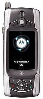 Galeria zdjęć telefonu Motorola A925
