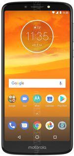 Galeria zdjęć telefonu Motorola Moto E5 Plus