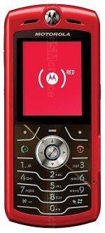 Galeria zdjęć telefonu Motorola Red MotoSLVR