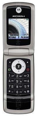 Galeria zdjęć telefonu Motorola W220