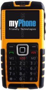 Galeria zdjęć telefonu myPhone 5050 Adventure