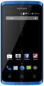 Galeria zdjęć telefonu myPhone C-Smart IV
