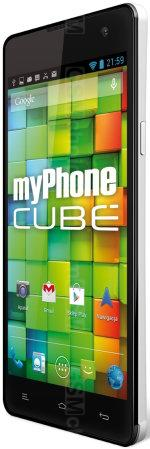 Galeria zdjęć telefonu myPhone Cube