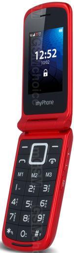 Galeria zdjęć telefonu myPhone Flip 3