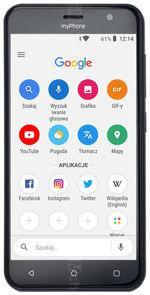 Galeria zdjęć telefonu myPhone Fun 6 Lite