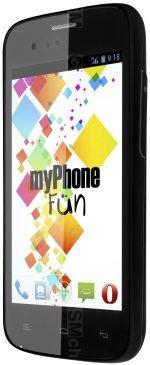 Galeria zdjęć telefonu myPhone Fun