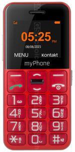Galeria zdjęć telefonu myPhone Halo Easy