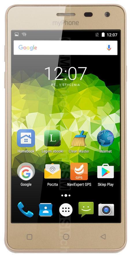 myPhone Prime Plus