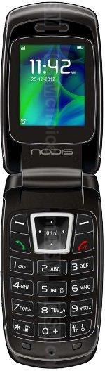 Galeria zdjęć telefonu Nodis NC-18