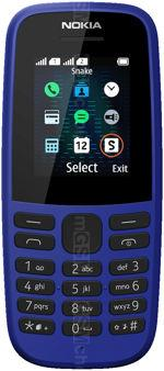Galeria zdjęć telefonu Nokia 105 2019 Dual SIM