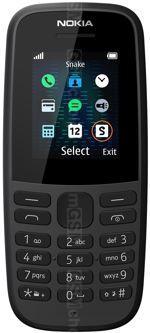 Galeria zdjęć telefonu Nokia 105 2019